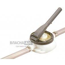 Ручной диафрагмовый  насос для перекачивания пищевых жидкостей  Prolube