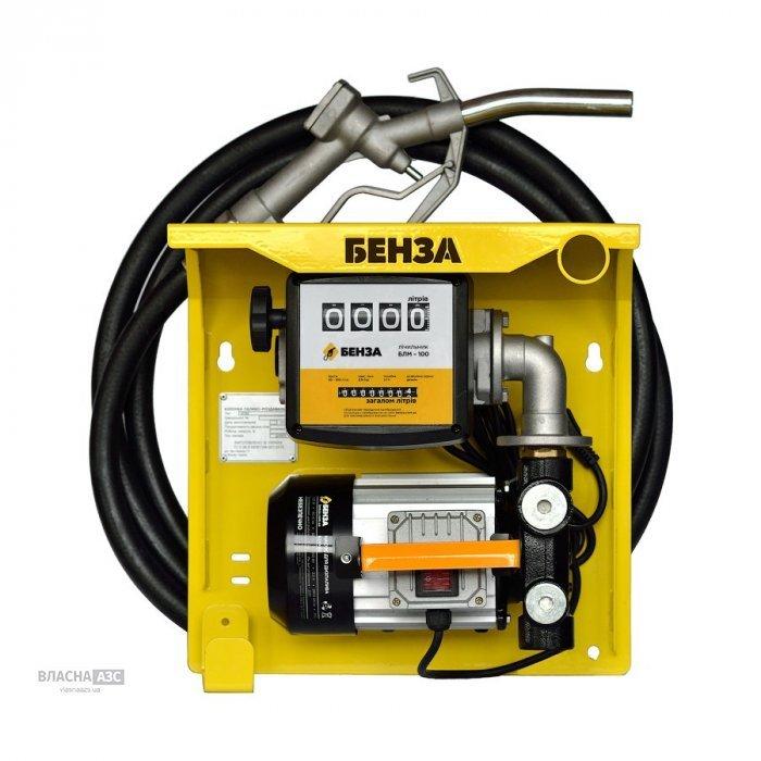 Мини АЗС для дизельного топлива БЕНЗА Б220-60