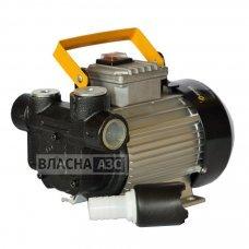 Насос для дизельного топлива БЕНЗА Н220-60, 220 В, 60 л/мин