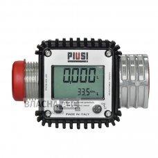 Электронный счетчик К24 для дизельного топлива, бензина, масла, АдБлю 7-120 л/мин, +/-1%, Италия
