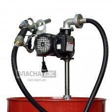 Насос для ДТ DRUM TECH, 220 В, 40/70 л/мин