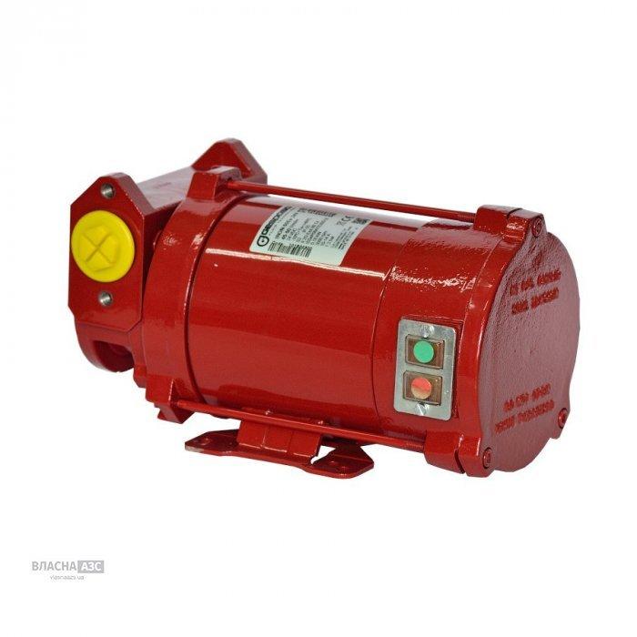 Насос для бензина, ДТ, керосина IRON EX50, 12/24 В, 50 л/мин
