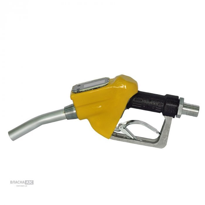 Топливозаправочный пистолет со встроенным счетчиком АС-15А