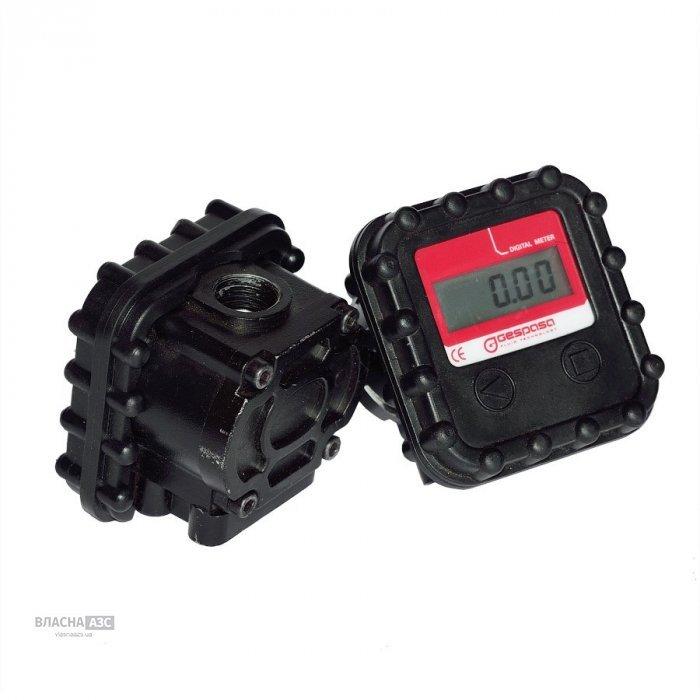 Электронный счетчик б/у MGE-40 для дизельного топлива, масла