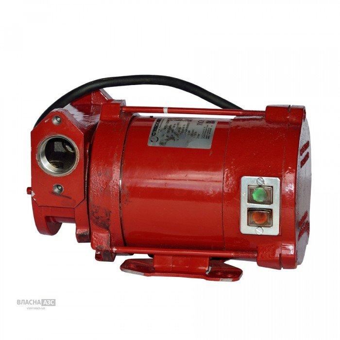 Насос б/у для бензина, ДТ, керосина IRON EX50, 220 В, 50 л/мин