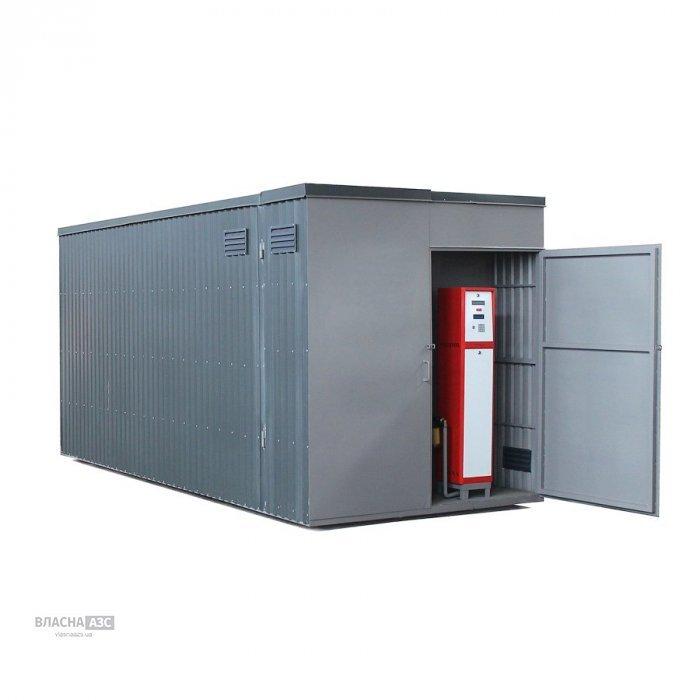 Персональна контейнерна АЗС